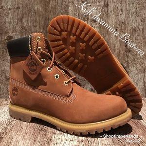 timberland womens 6 inch premium Waterp 10360 Boot